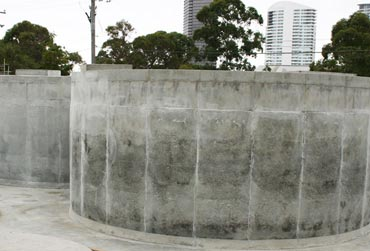Aboveground chemical storage tanks Melbourne